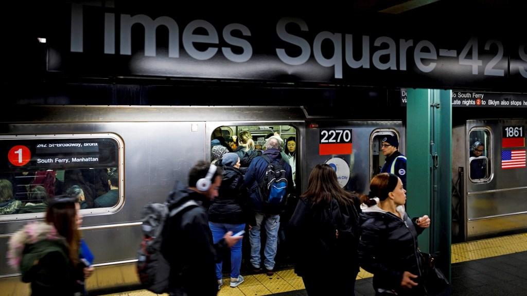 Nueva York anuncia histórica inversión para renovar su transporte - inversión Transporte Público Metro Nueva York