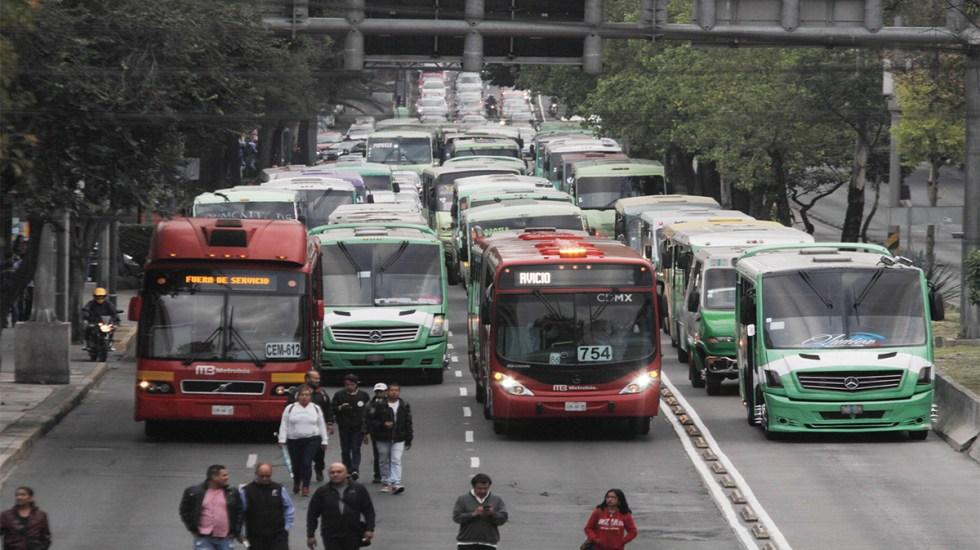 Transportistas se oponen a GPS y cámaras de vigilancia: Lajous - transportistas se oponen a gps y cámaras de seguridad