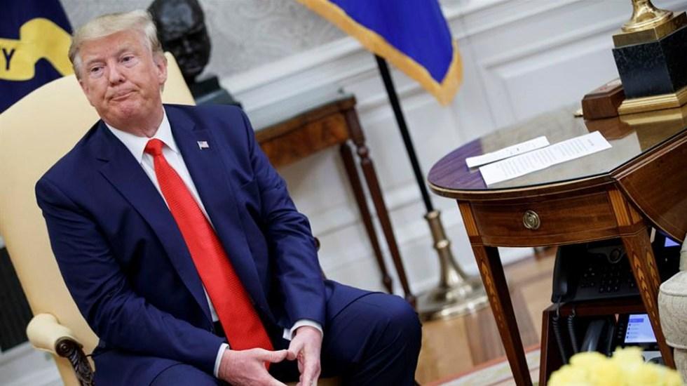 """Bolton se """"pasó de la raya"""" en la política hacia Venezuela: Trump - Bolton se"""