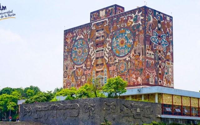 Cae presunto agresor de estudiantes en explanada de Ciudad Universitaria - La UNAM es la universidad con más seguidores a nivel mundial en Twitter