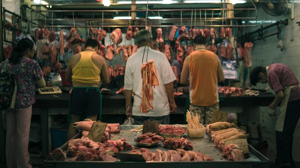 China libera de aranceles a productos agrícolas de EE.UU. - Venta de carne de puerco. Foto de Natalie Ng / Unsplash