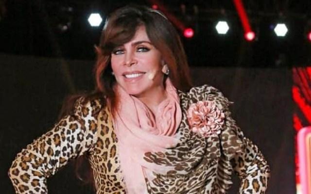 Verónica Castro anuncia su retiro del mundo artístico - Verónica Castro. Foto de @VeronicaCastrOficial