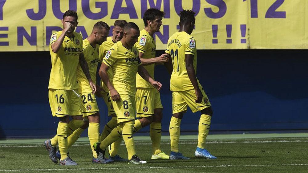 Villarreal vence 2-0 al Valladolid - Villarreal vence 2-0 al Valladolid