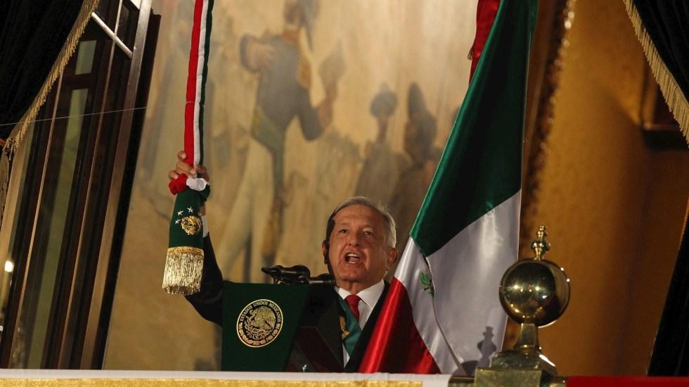 Los 20 'Vivas' de López Obrador - Andrés Manuel López Obrador. Foto de EFE/Mario Guzmán.