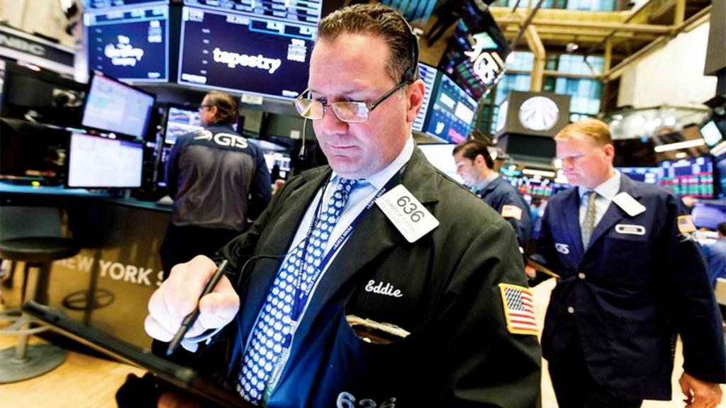 Sube Wall Street tras anunció de nueva ronda de negociación con China - wall street subidas renegociación china