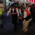 Accidente con pirotecnia durante Grito en Xalapa, Veracruz