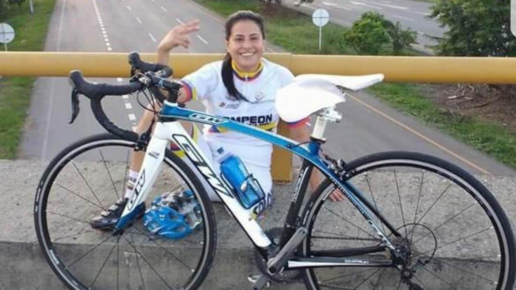 El deporte y la educación me permitieron superar accidente: Yady Fernández - yady fernandez ciclista deporte