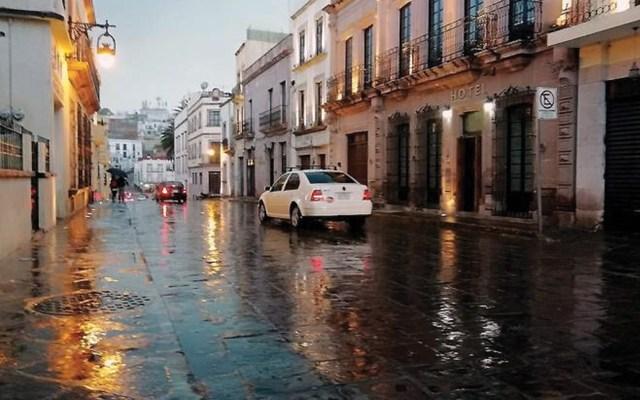 Pronostican fuertes lluvias en Zacatecas por Narda - Foto de El Sol de Zacatecas