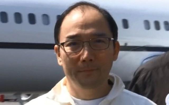 Niegan a Zhenli Ye Gon suspensión definitiva contra venta de su mansión - Zhenli Ye Gon en su detención. Foto de PGR