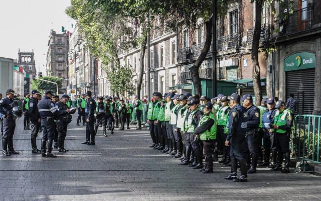 Por desfile, cerrarán calles a las 06:00 h - Foto de Notimex-Guillrmo Granados.
