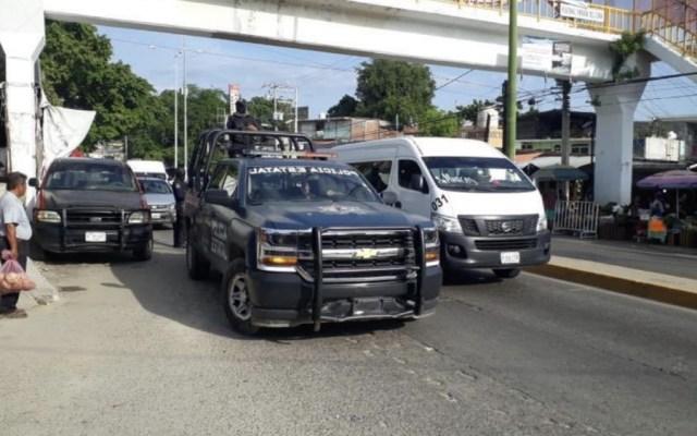 Restablecen totalmente servicio de transporte público en Acapulco - Foto de @jorge_lamas1