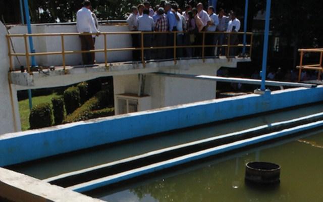 Más de 350 mil habitantes de Villahermosa se quedan sin agua - Foto de Tabasco Hoy