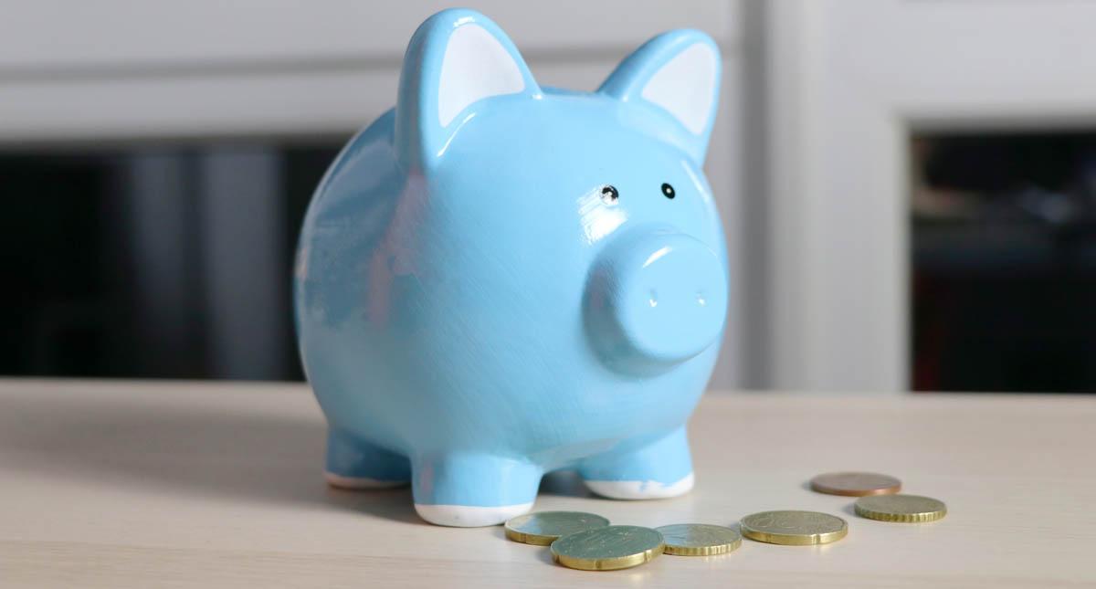 Ahorro crédito dinero