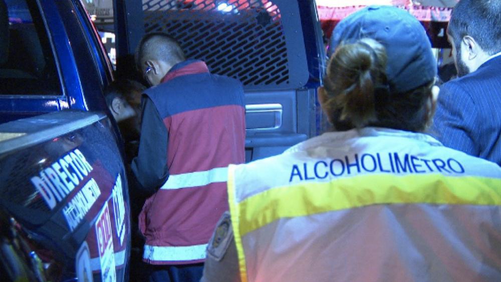 Refuerzan alcoholímetro por fiestas decembrinas; operará las 24 horas del día - Foto de @FundacionPRM