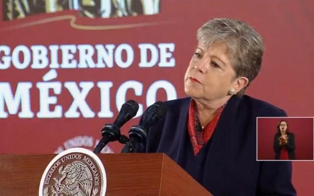 Cepal respalda programas sociales de López Obrador - Alicia Bárcena en conferencia por la inauguración de la Tercera Reunión de la Conferencia Regional sobre Desarrollo Social de América Latina y el Caribe. Foto de @cepal_onu
