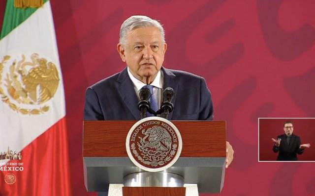 No estamos castigando o tomando represalias contra calificadoras: AMLO - Lopez Obrador AMLO