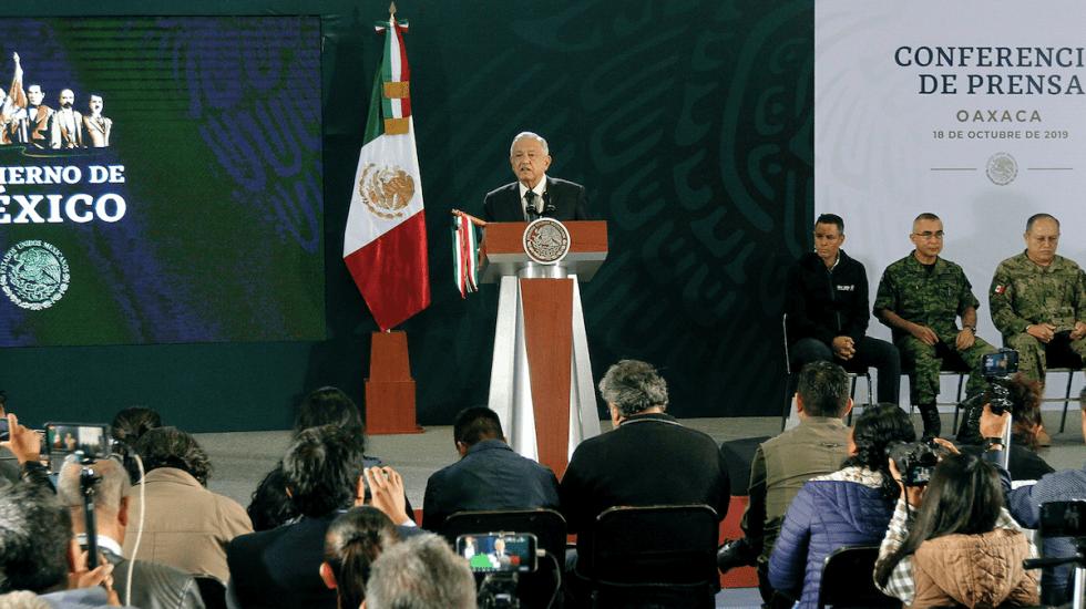 Exagerado pensar que estrategia falló en Culiacán: AMLO - Foto de Notimex