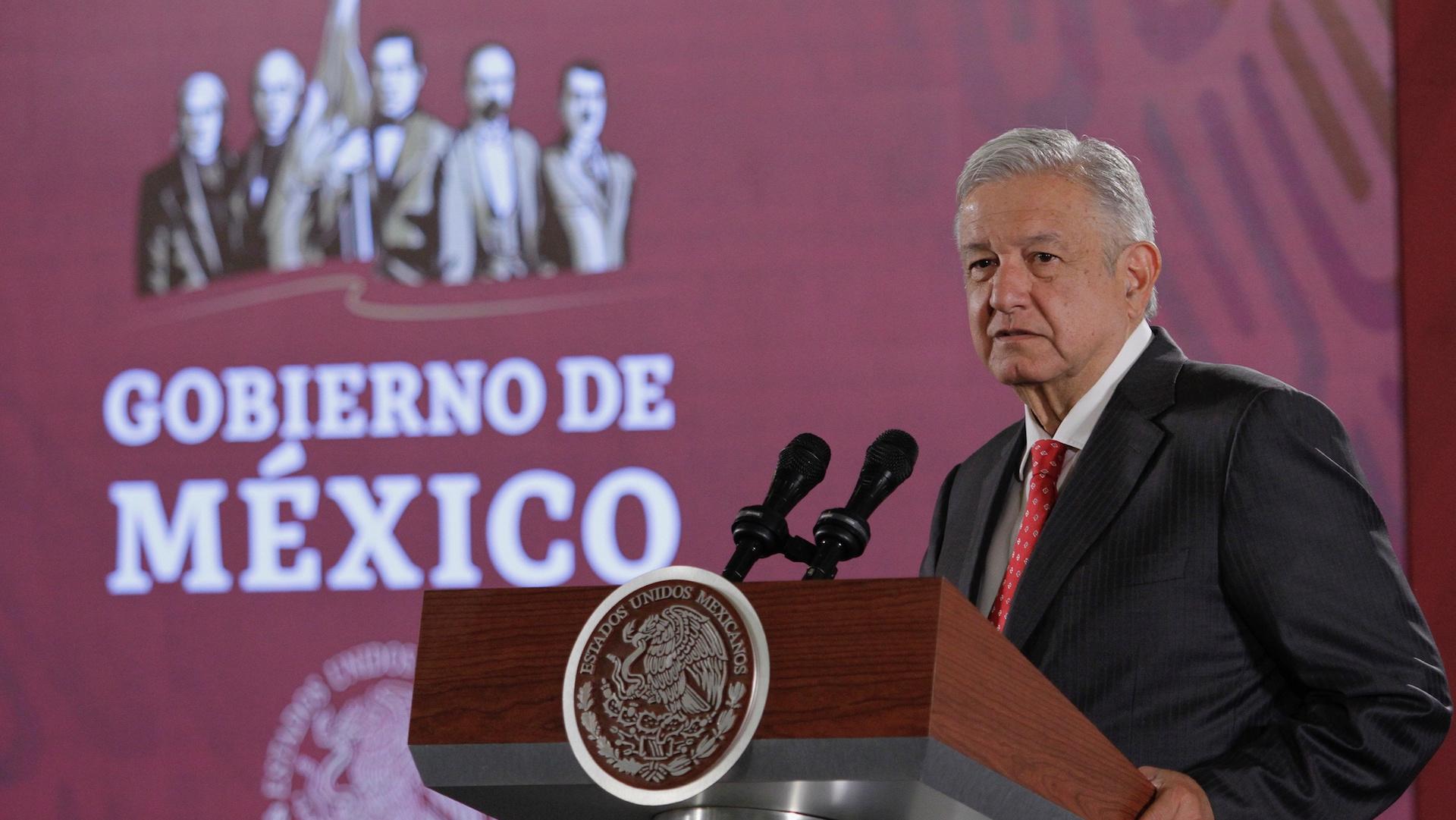 Molesta a Obrador opinión de EU sobre plan de seguridad de México
