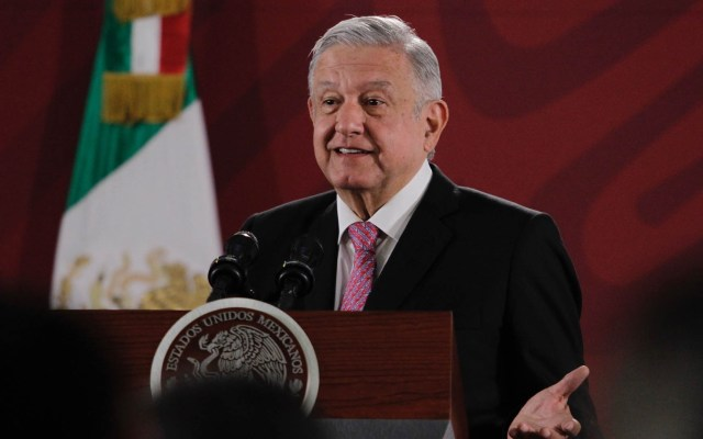 """""""Ya no hay borregos"""", asegura el presidente López Obrador - Andrés Manuel López Obrador AMLO presidente"""