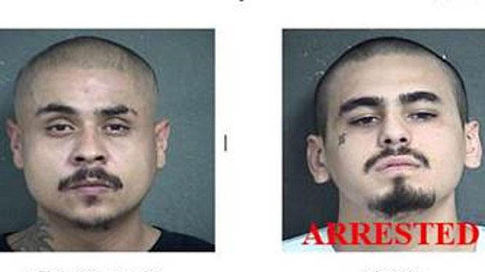 Anuncio de arresto de Alatorre. Foto de KCPD