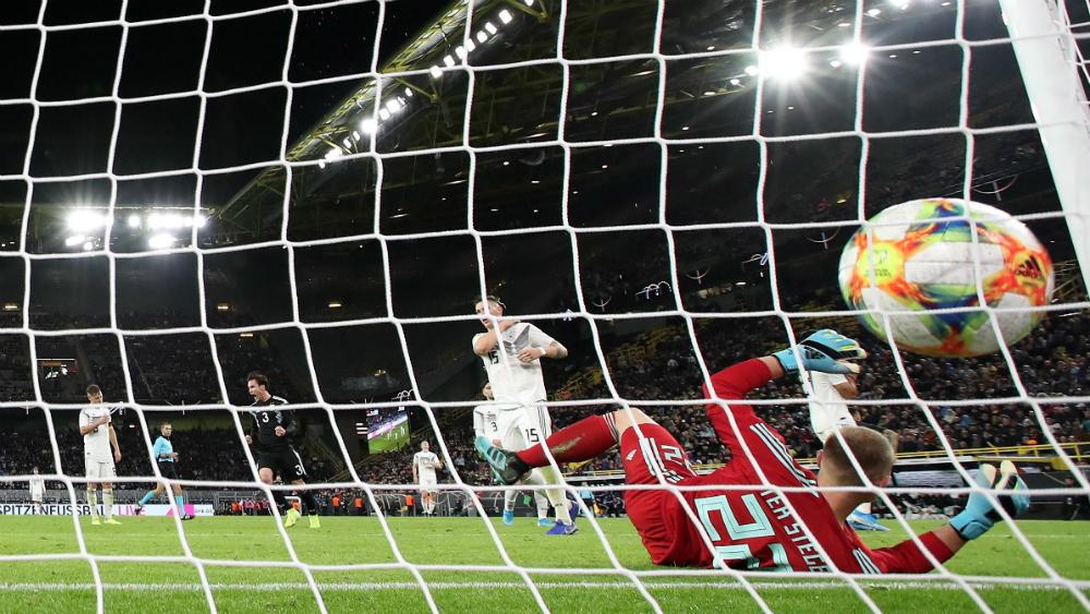 Argentina reacciona y empata 2-2 con Alemania - Foto de EFE