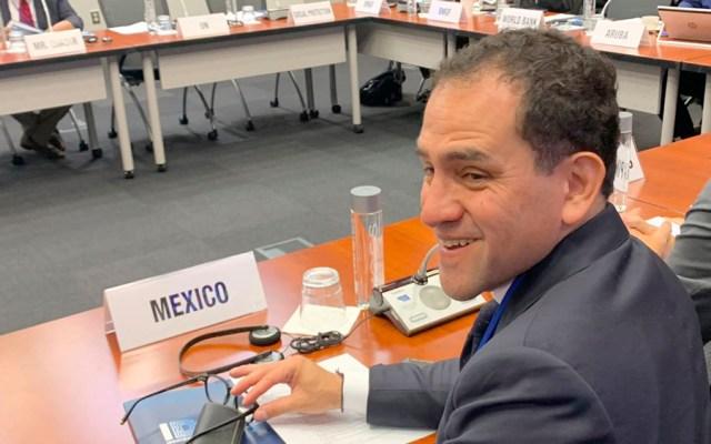 T-MEC será un estímulo increíble para mejorar inversión: Herrera - T-MEC será un estímulo increíble para mejorar inversión: Herrera