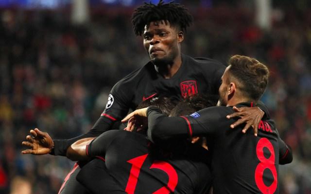 Atlético de Madrid vence al Lokomotiv en la Champions - atlético-de-madrid