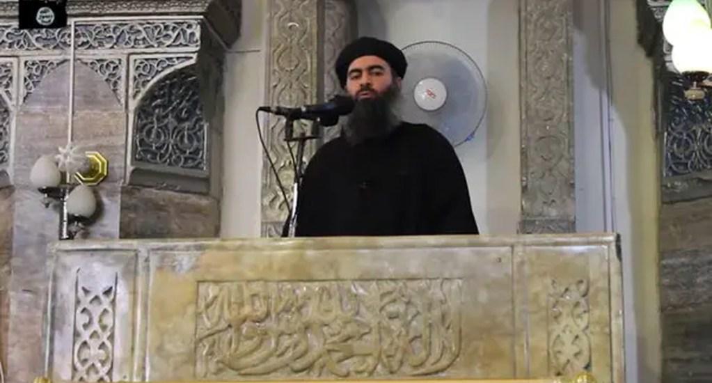 Restos del líder terrorista del Estado Islámico fueron arrojados al mar - Abu Bakr Al-Baghdadi