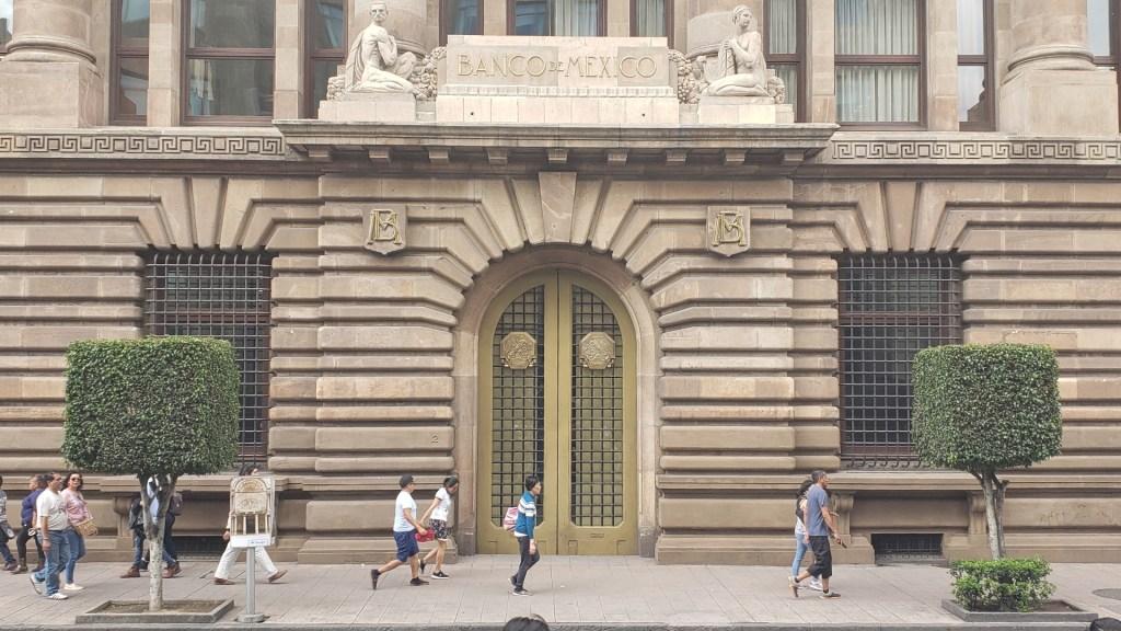 Salen de México 206 mil 743 mdp de inversiones de extranjeros en bonos - Banco de México Banxico 2