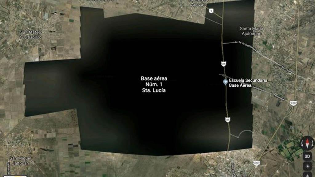 """Google explica """"desaparición"""" de base de Santa Lucía en plataformas - Base Santa Lucía Google"""