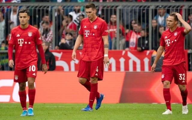 Hoffenheim sorprende al Bayern Munich en la Bundesliga - Hoffenheim sorprende al Bayern Munich en la Bundesliga