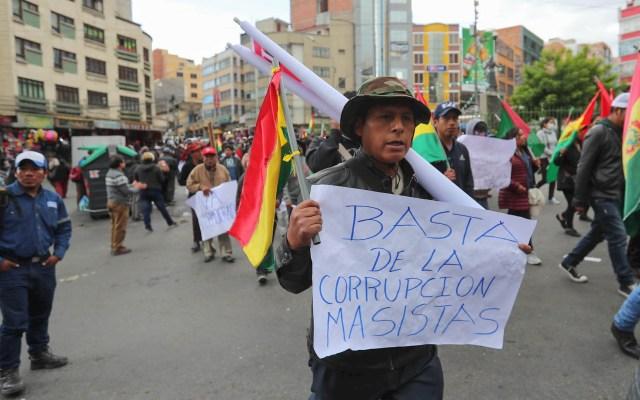 Tribunal Electoral da triunfo a Evo Morales en primera vuelta - Bolivia crisis política Evo Morales