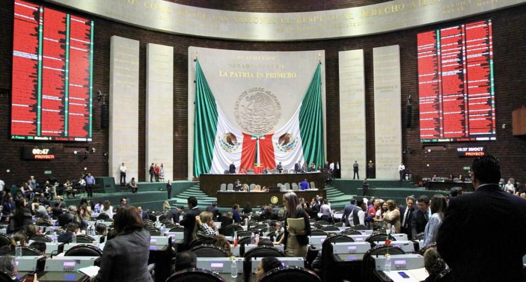 Frenan en comisiones iniciativa de regulación de outsourcing - Cámara de Diputados México 30102019