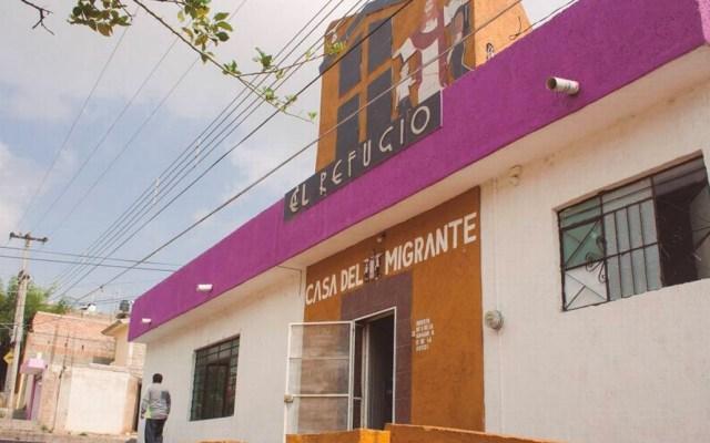 Casa del Migrante en Jalisco denuncia agresiones a sacerdote y staff - Casa del Migrante. Foto de El Sol de México