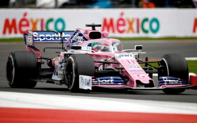 'Checo' Pérez es décimo en tercera práctica del Gran Premio de México - 'Checo' Pérez es décimo en tercera práctica del Gran Premio de México