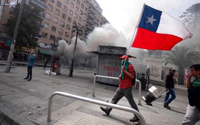 Chile no pudo resolver el problema de la desigualdad: Daniel Zovatto - Chile protestas manifestaciones disturbios 23102019