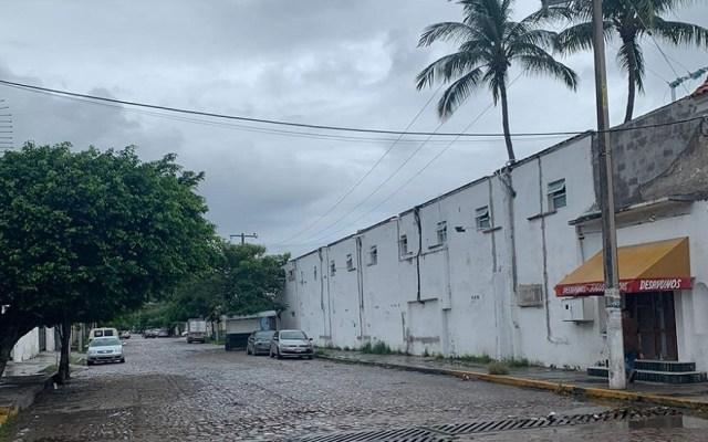 Suspenden clases en Colima, Jalisco y Nayarit por lluvias - Clima en Jalisco por Priscilla. Foto de @CNPC_MX