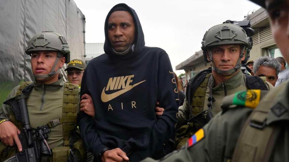 Colombia firma extradición a EE.UU. de exseleccionado por narcotráfico - Jhon Viáfara