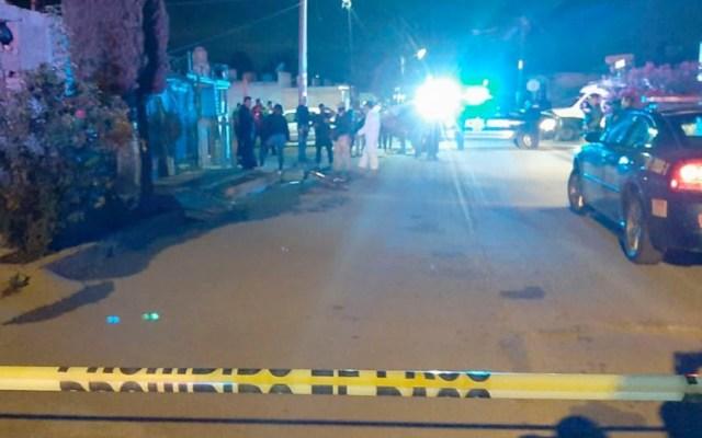 Comando asesina a tres hombres en vivienda de Aguascalientes - Comando asesina a tres hombres en vivienda de Aguascalientes
