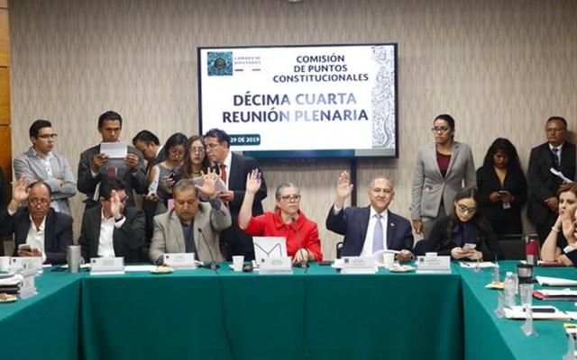 Comisión avanza a San Lázaro consulta popular y revocación del mandato - Avanzan en San Lázaro consulta popular y revocación del mandato