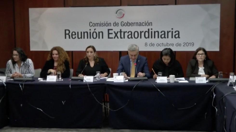 Desecha Senado desaparición de poderes en Guanajuato, Tamaulipas y Veracruz - Foto de @senadomexicano