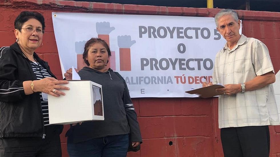 Consulta de Baja California fue una 'tomada de pelo': PAN - Consulta ciudadana en BC. Foto de @congresobc.poderlegislativo