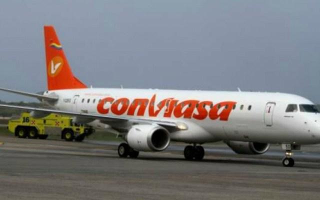 Anuncian vuelo Toluca-Caracas para noviembre - Foto de EnElAire