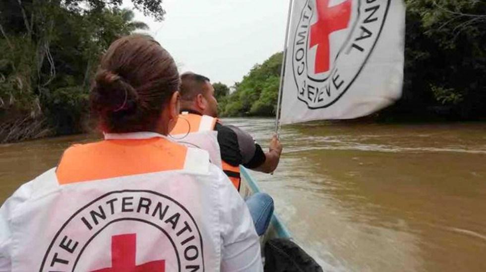 Venezolanos viajan horas en búsqueda de atención médica en Colombia - cruz roja colombia