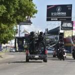 Llegan a Culiacán 230 elementos del Cuerpo de Fuerzas Especiales de la Sedena