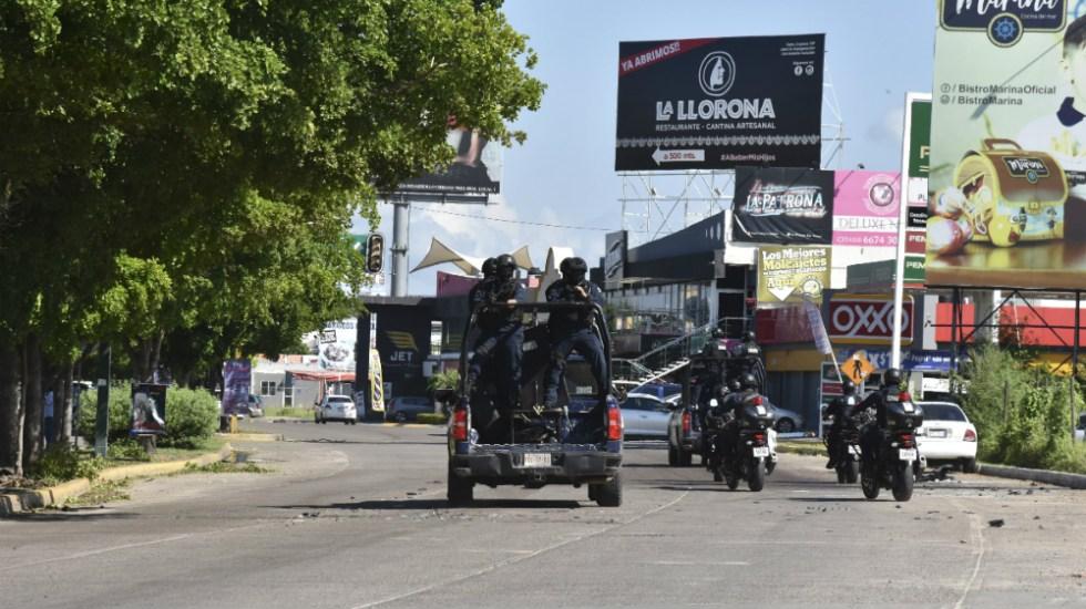 Llegan a Culiacán 230 elementos del Cuerpo de Fuerzas Especiales de la Sedena - Culiacán Sinaloa