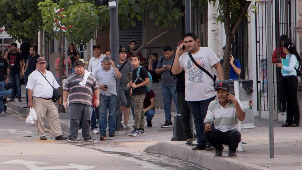 Por primera vez narcotraficantes se metieron con la gente, aseguran habitantes de Culiacán - Culiacán Sinaloa enfrentamientos Balaceras