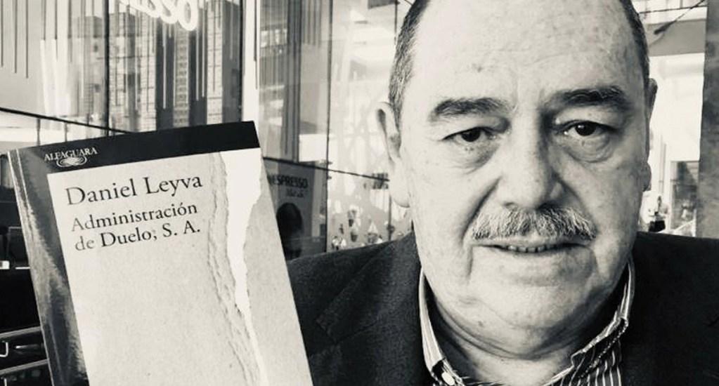 Murió el poeta y narrador Daniel Leyva a los 70 años - Foto de @FONCAMX