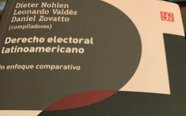 Daniel Zovatto publica libro sobre derecho electoral en Latinoamérica - Daniel Zovatto Derecho electoral latinoamericano