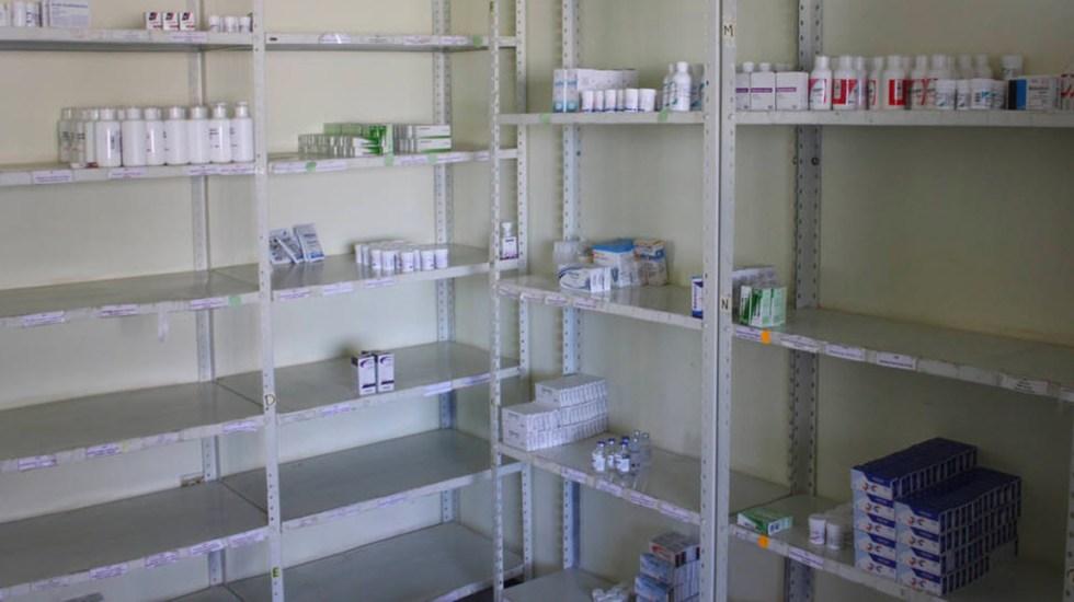 Pacientes de diabetes y VIH denuncian desabasto de medicamentos - Desabasto de medicamentos